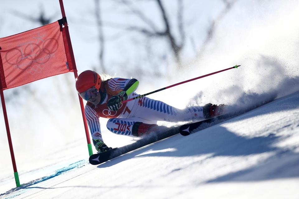 Olympics: Shiffrin's fourth-place finish is surprising - but not disappointing
