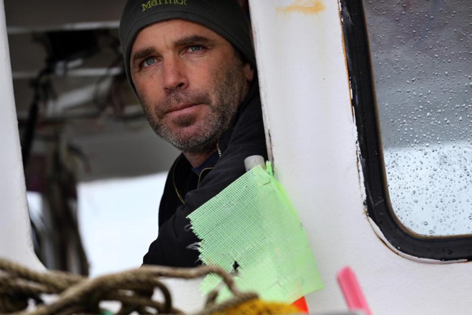 Said Scituate lobsterman Mike Lane: '[Ropeless traps are] not at all out of the realm of possibility for me. I'm intrigued by it. We're just not anywhere close to making this happen yet on a large scale.'