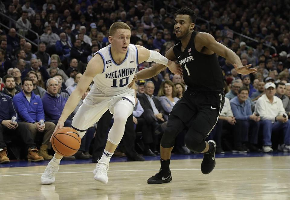 Bridges, DiVincenzo power Villanova past Xavier in Big East showdown