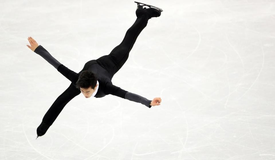 The Olympic Men Figure Skating Results Are In