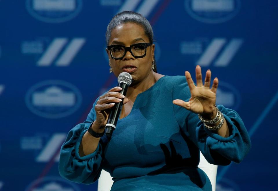 Donald Trump wants Oprah Winfrey challenge in 2020 election
