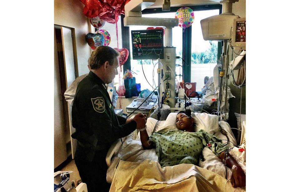Florida Teen Anthony Borges Was Shot Multiple Times While Protecting His Classmates