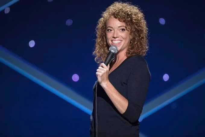 "Michelle Wolf is a regular on ""The Daily Show."""