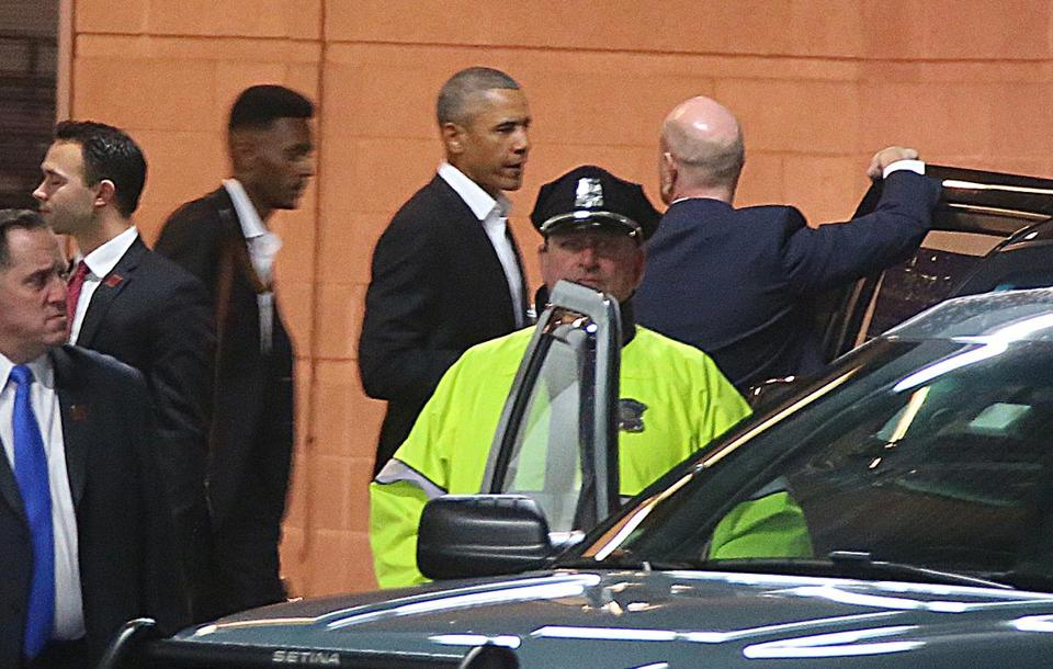 Strict restrictions put in place for Obama event in Boston