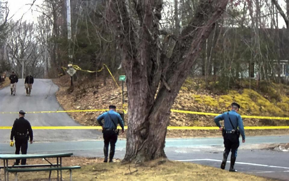 Several bodies found inside MA home, police say