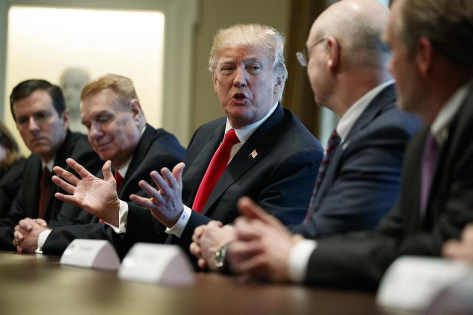 Trump Sticks With Tariff Plan, Warns EU On Trade