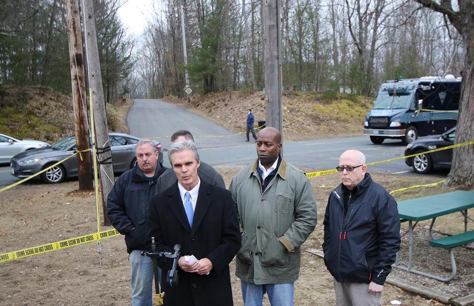 Mother, three children identified in West Brookfield, Mass. homicide