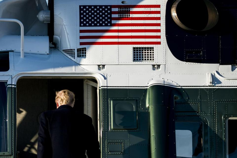 Trump's White House: Low morale, more chaos, increasing fear