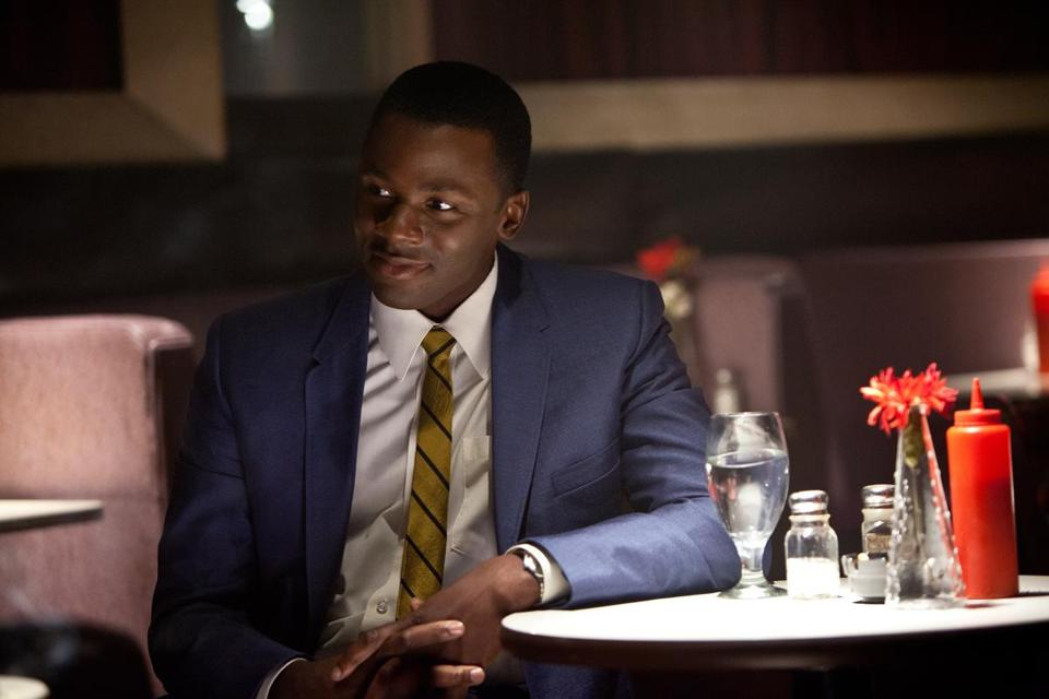 "Derek Luke stars in the pilot based on Joe Finder's 2014 novel ""Suspicion."""