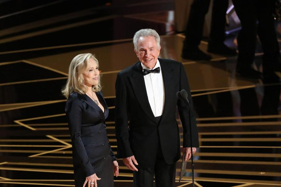 Warren Beatty, Faye Dunaway Get 2nd Chance to Present Oscar