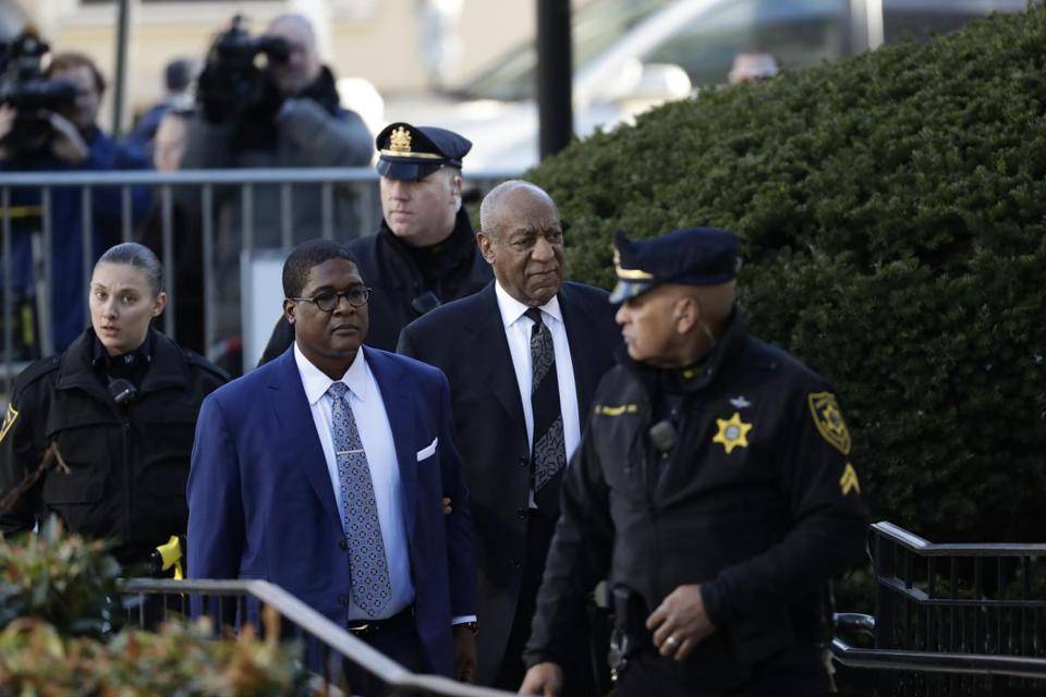 Key ruling still undecided as Bill Cosby braces for retrial