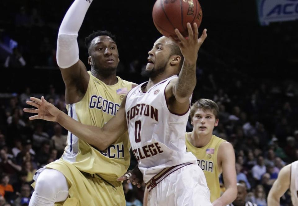 BC adds another surprise in ACC tournament with win over NC State