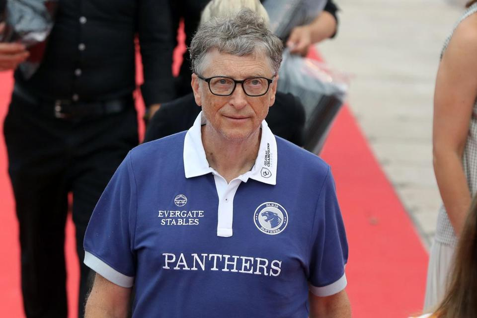Harvard dropout Bill Gates has a fortune of $90 billion, according to this year's Forbes billionaires list.