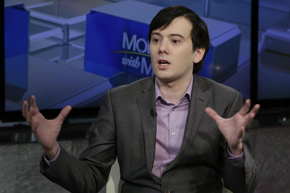 'Pharma Bro' lawyer sometimes wants to punch him in face