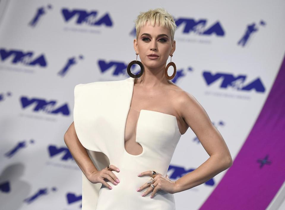 A Nun Suing Katy Perry Died in Court