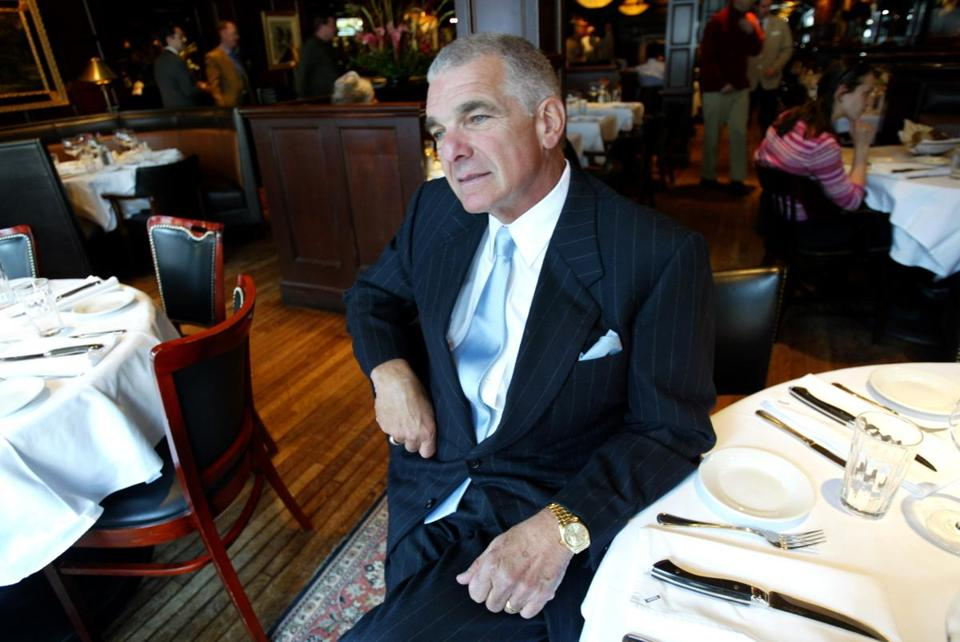 Mr. Sarkis, who oversaw more than 30 dining destinations, died in Florida Sunday.