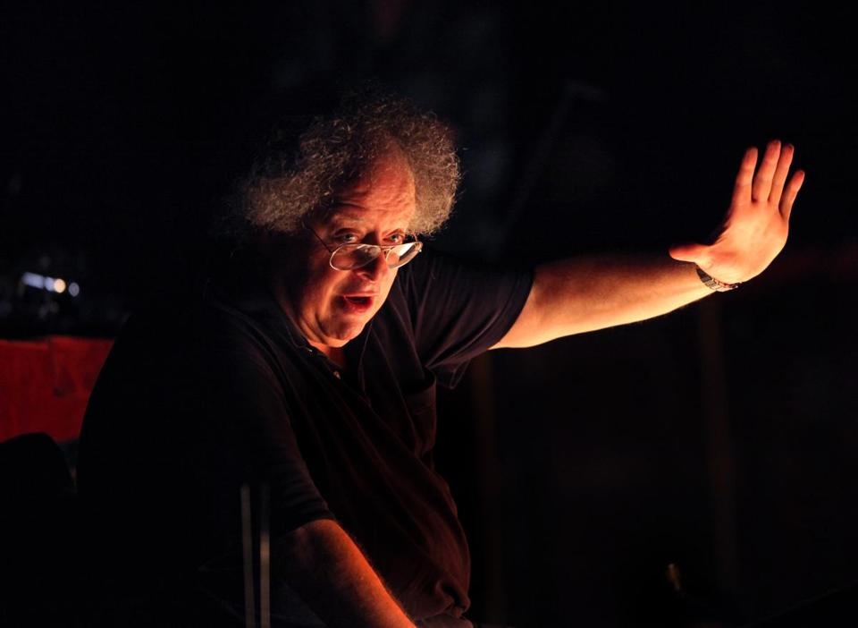Conductor James Levine Sues Met Opera Over Sexual Misconduct Ouster