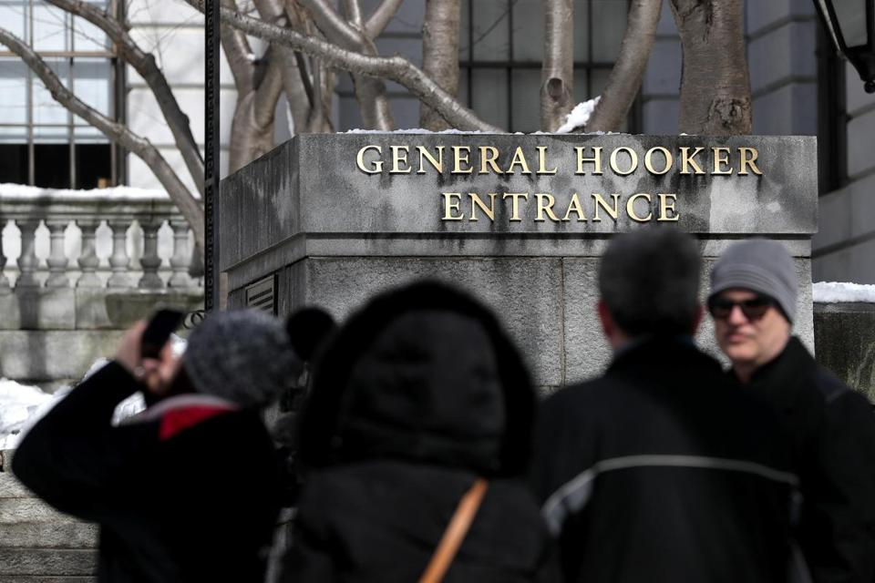 Dem Lawmaker Calls For Removal Of 'Offensive' Joseph Hooker Sign