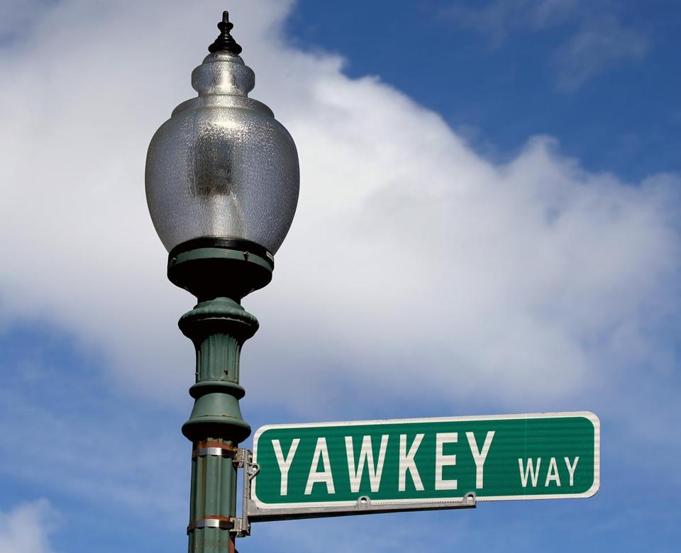 Do you agree with the Yawkey Way name change?