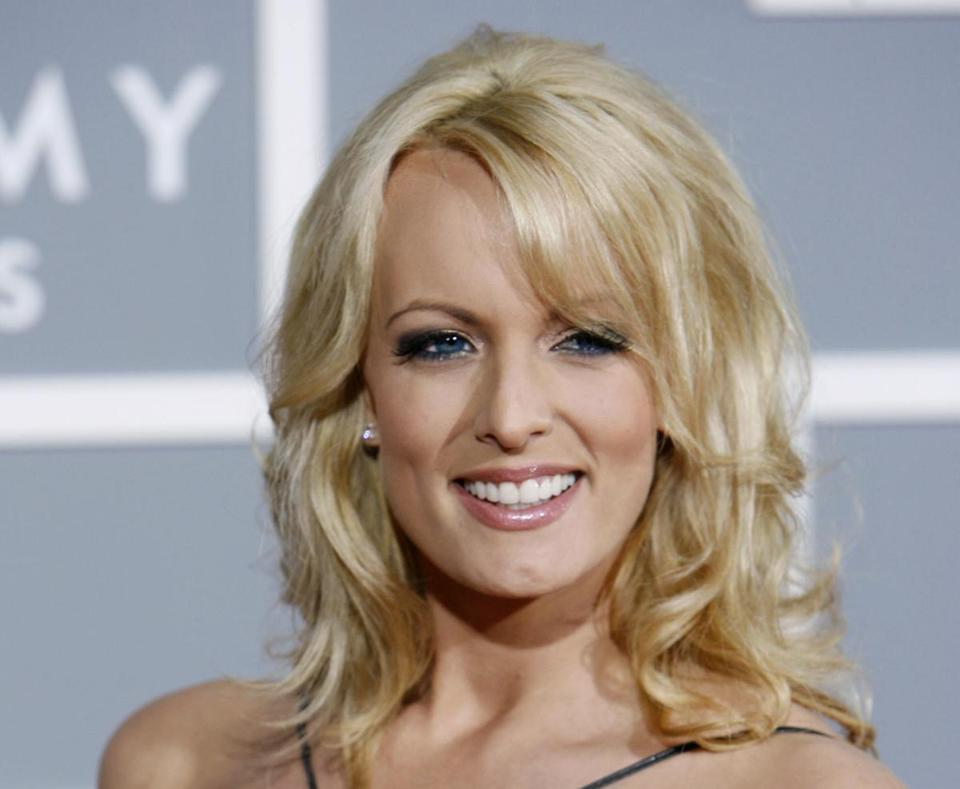 Stormy Daniels threatened with physical harm, her lawyer says