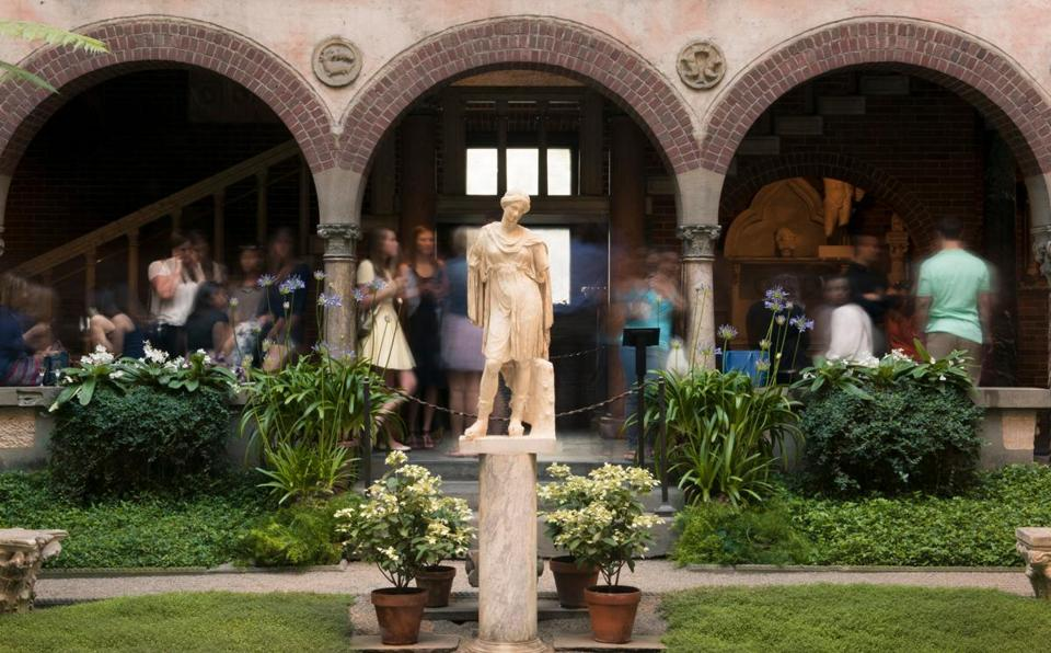 Explore the Isabella Stewart Gardner Museum after hours.