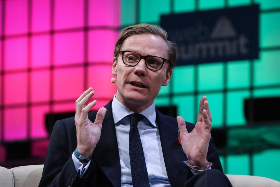 Cambridge Analytica CEO Alexander Nix has been suspended over the firm's practices