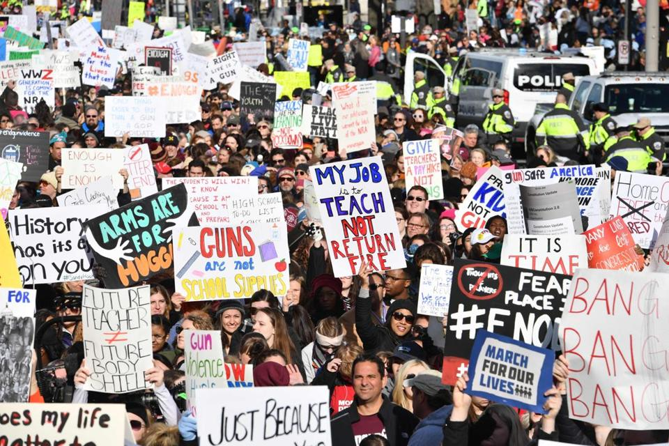 Protests against gun violence planned for Connecticut cities
