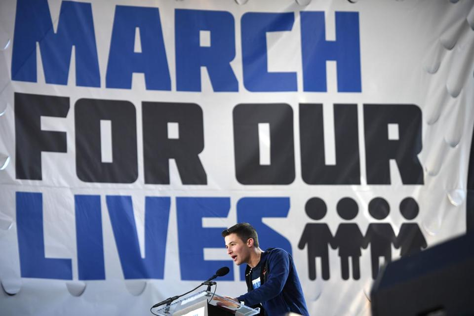 March for Our Lives has brought the attention of everyone Video