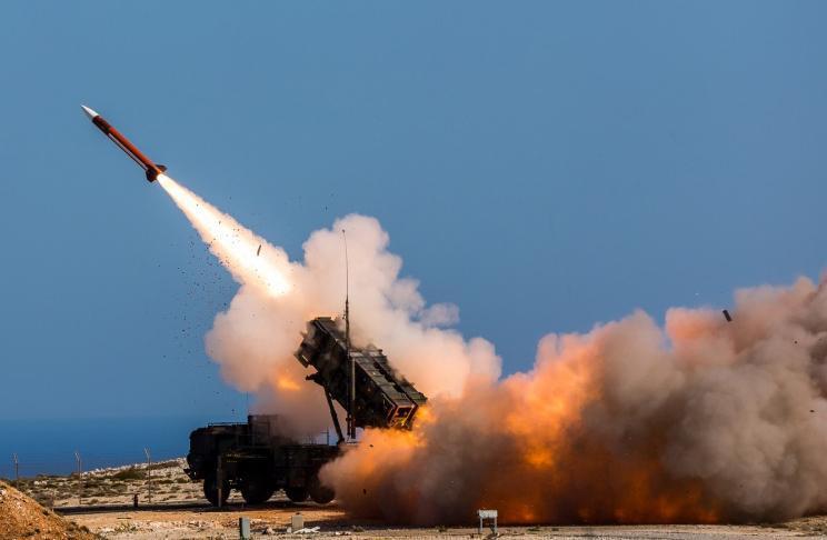 Saudi Arabia intercepts missile over capital city