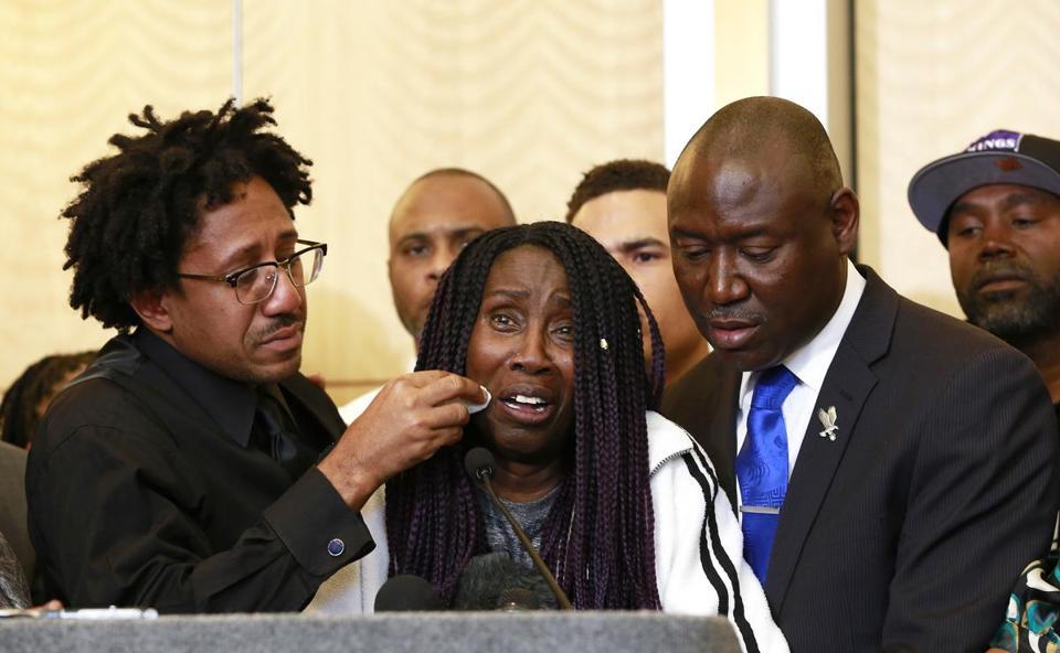 Stephon Clark's Grandmother Says Police
