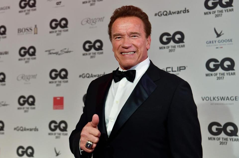Arnold Schwarzenegger rushed to hospital for heart surgery