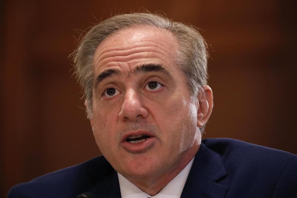 David Shulkin says he didn't resign as VA secretary - Trump fired him