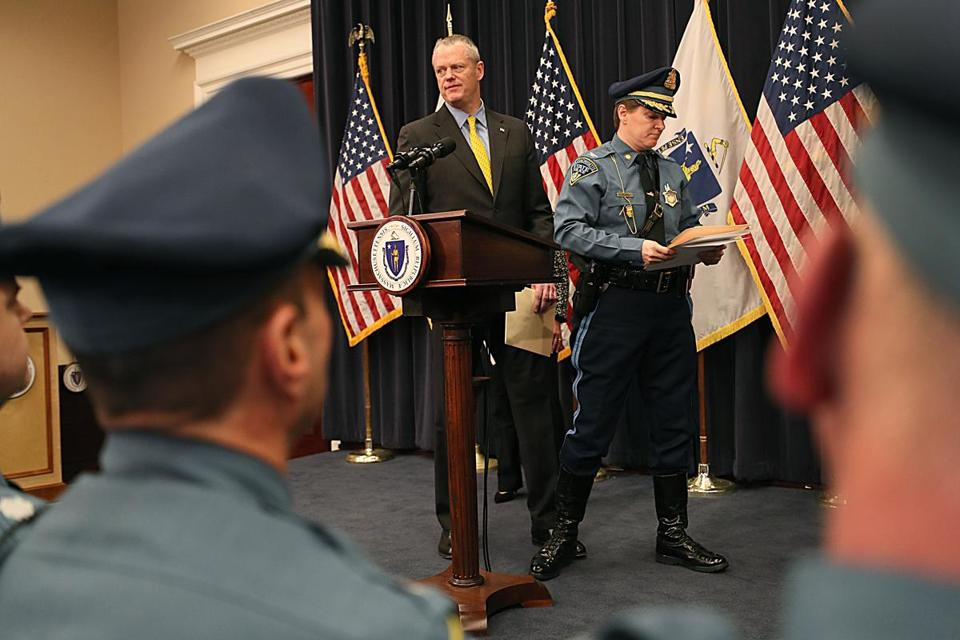 Officials announce reforms coming to State Police following audit