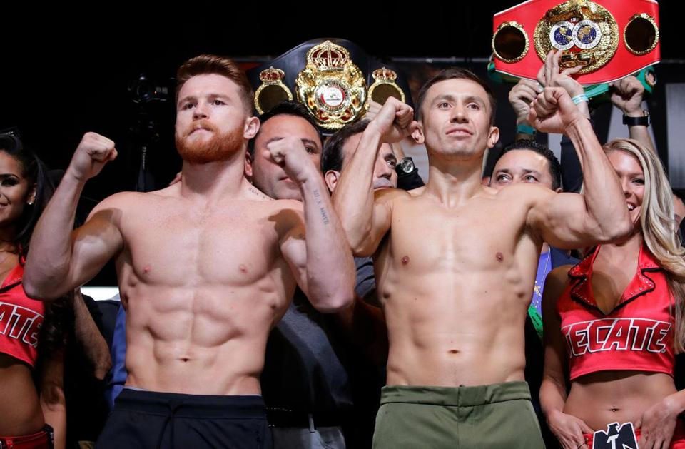 Canelo Alvarez withdraws from May 5 bout against Gennady Golovkin