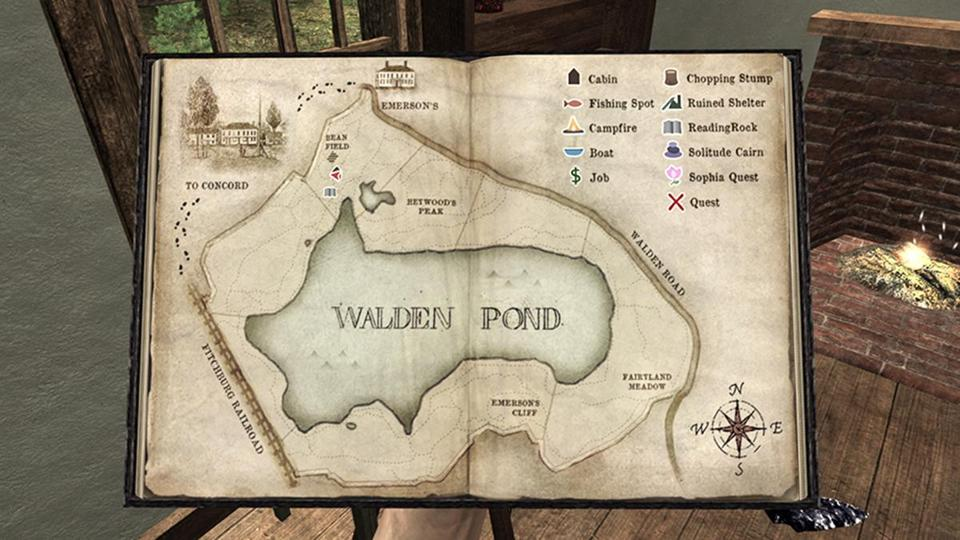 Walden, the game