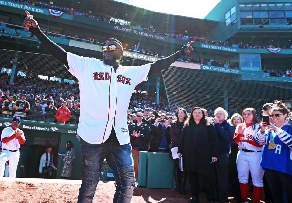 Hanley owns the number 13, both the inning and his jersey