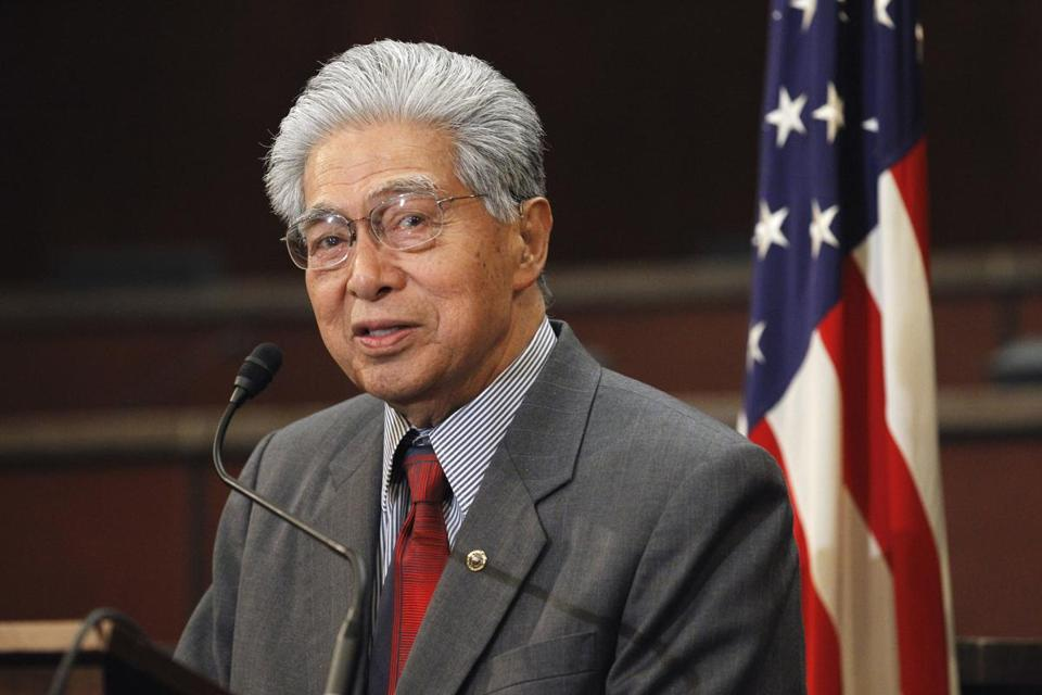 Senator Akaka obtained federal funds for Hawaii for education, energy, and native Hawaiian programs.