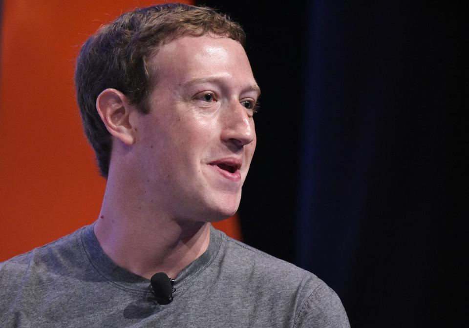 Facebook CEO Mark Zuckerberg is scheduled to testify in front of Congress beginning on Tuesday.