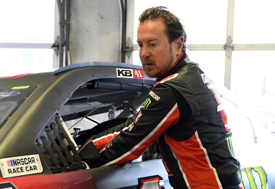 Stewart-Haas Racing leads way in Texas Cup practice
