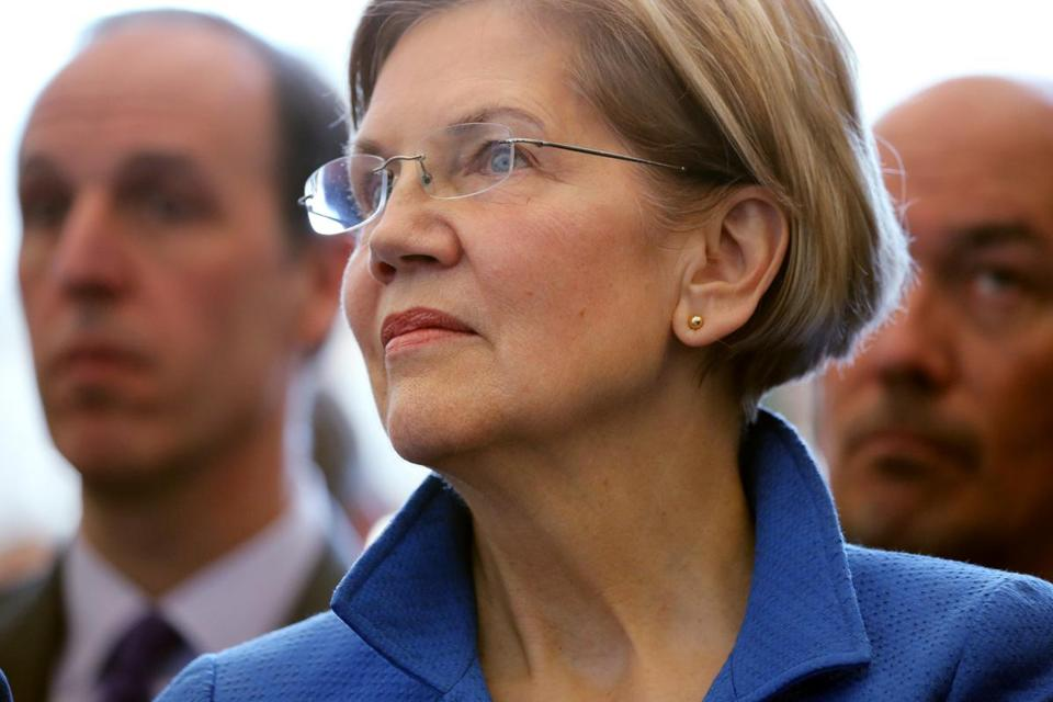 New poll shows Elizabeth Warren leading the NH Democratic primary field