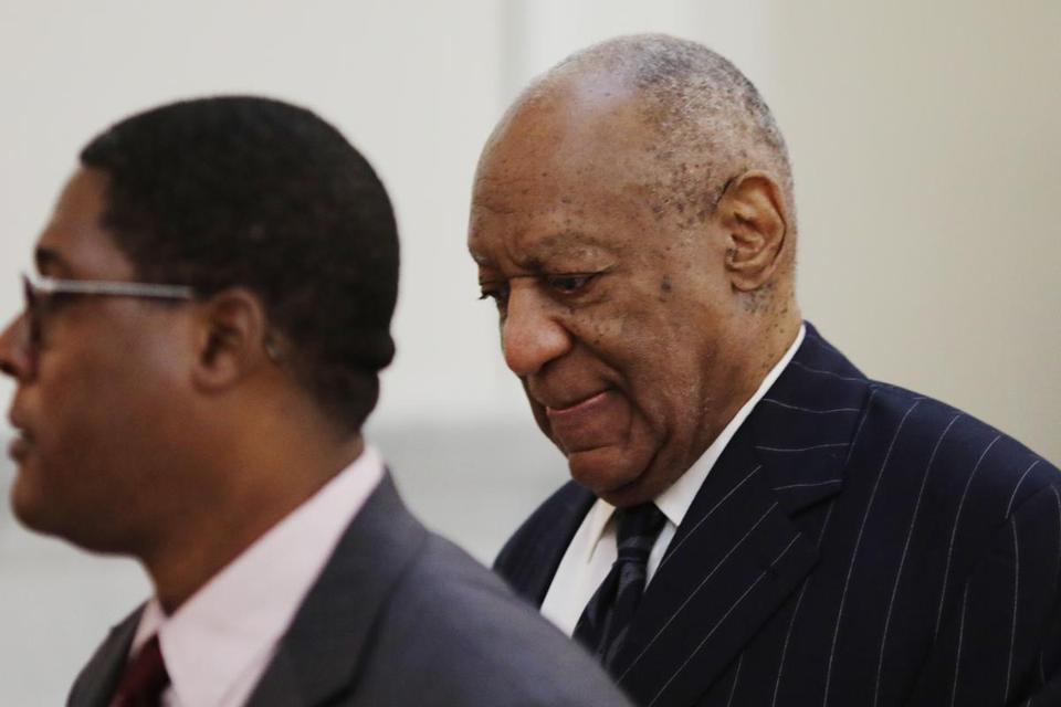 Accusers don't hold back as they confront Bill Cosby