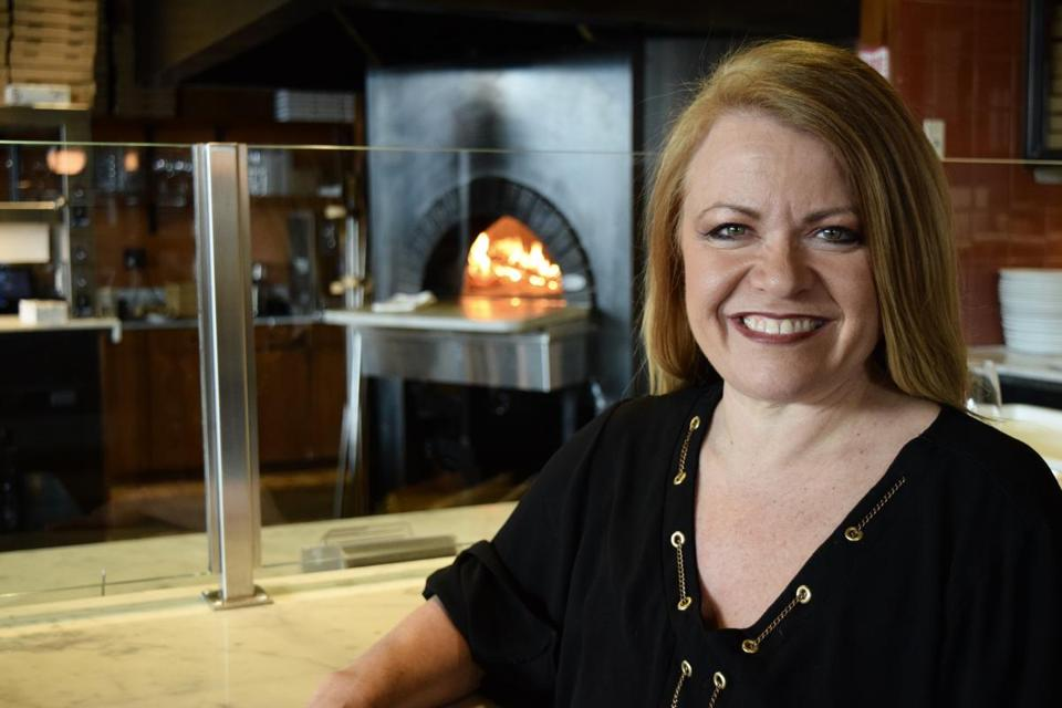 Jennifer Thomas of Babbo Pizzeria e Enoteca
