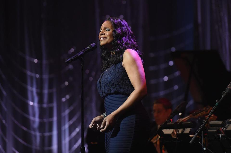 Audra McDonald at Lincoln Center in April of 2017.