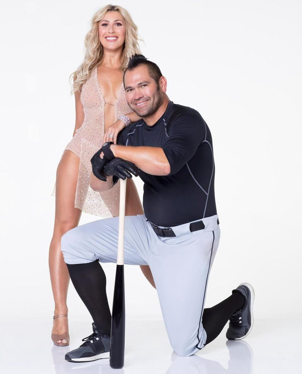 "Former Red Sox and Yankees outfielder Johnny Damon will be competing in the all-athlete edition of the ABC show ""Dancing With The Stars""."
