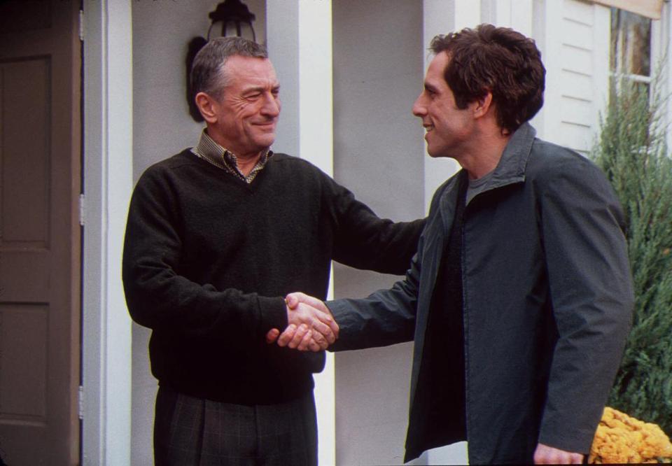Robert DeNiro's Mueller Scorches 'Focker' Michael Cohen (Ben Stiller) On 'SNL'