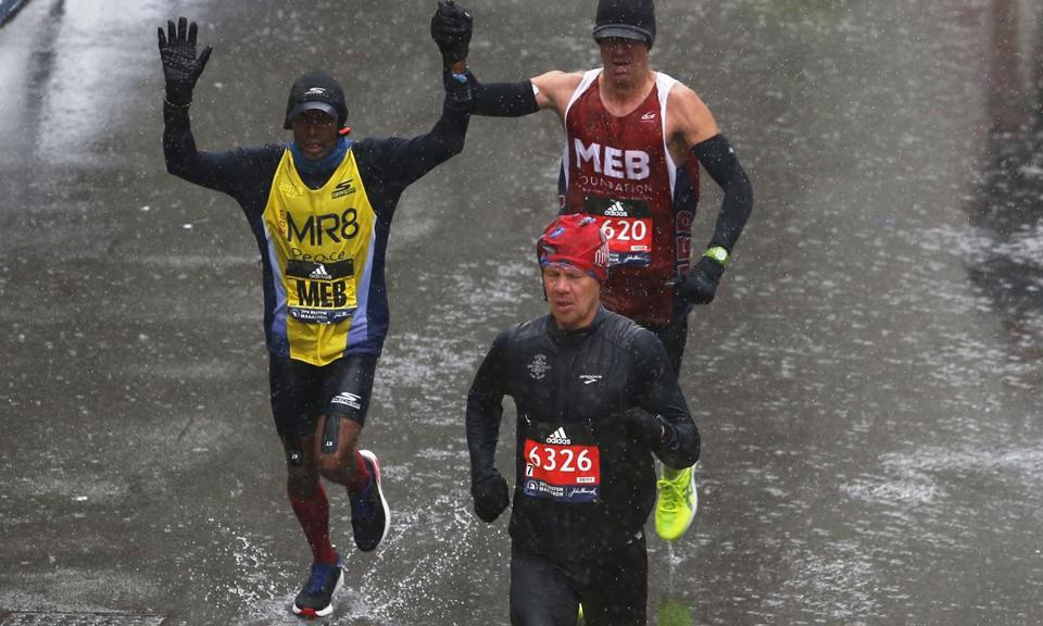 Meb Keflezighi retired from competitive racing after the New York City Marathon in November.