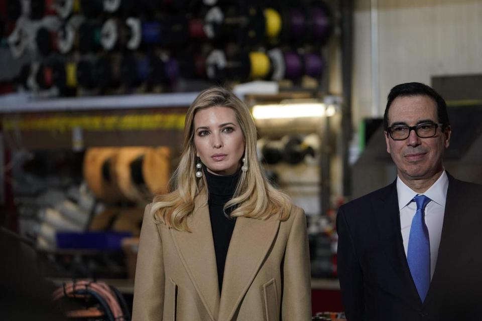 Mnuchin says Trump's tweet on currency devaluation was 'warning shot'