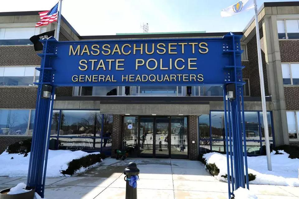 State Police payroll director charged with larceny offense