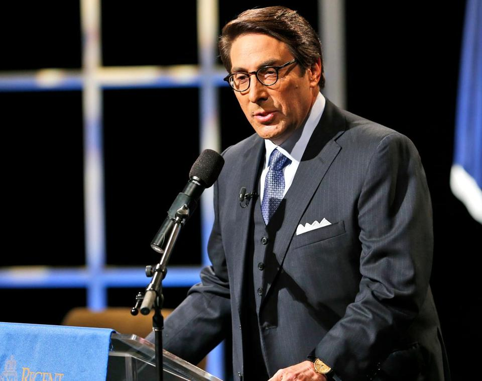 Jay Sekulow is one of President Trump's lawyers.