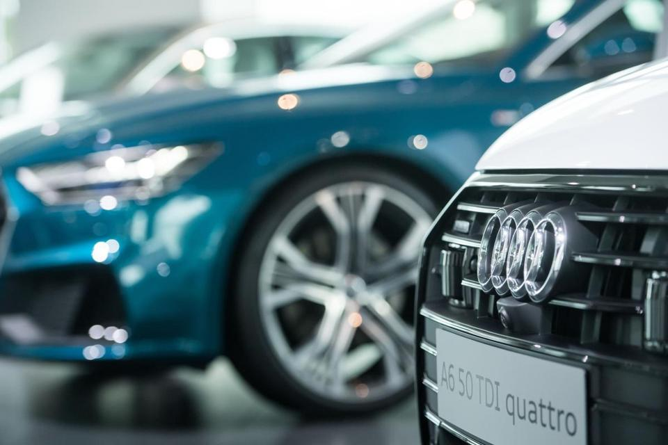 Audi recalls 1.16M vehicles for coolant pump fire risk